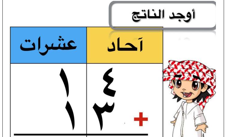 مذكرة مادة الرياضيات الصف الاول الفصل الدراس الثاني - اوراق عمل اعداد مدرسة الدوحة