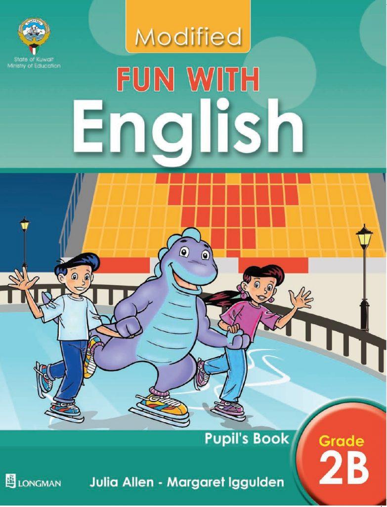 كتاب الطالب لغة انجليزية الصف الثاني الجزء الثاني 2015-2016 1