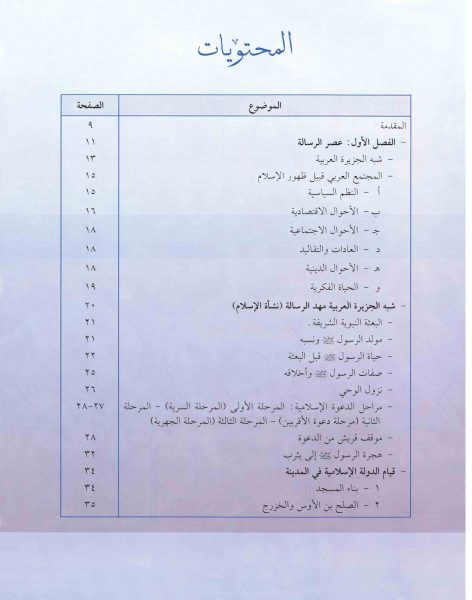 تحميل كتاب التاريخ الاسلامي العام
